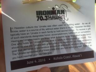 Brief history of the umeke